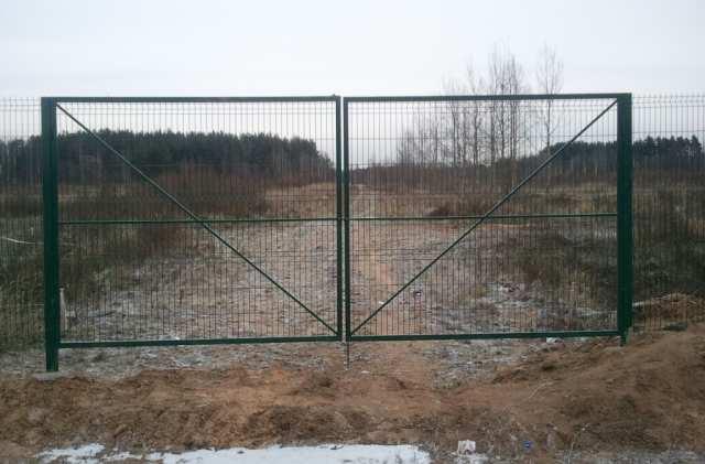 Продам  садовые металлические ворота