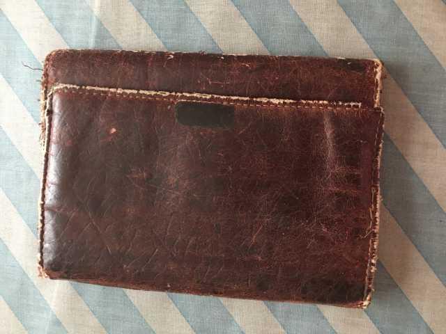 Продам Старинный бумажник