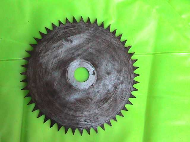 Продам зубчатый диск для распиловки древесины