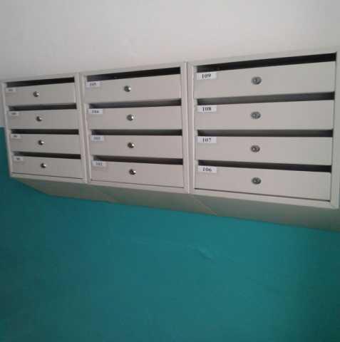 Предложение: Почтовые ящики для многоквартирных домов