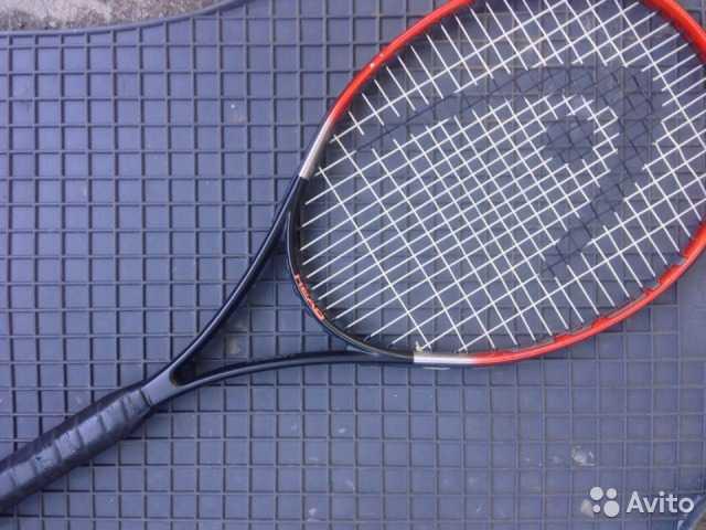 Продам Тенисная ракетка Head Radical в чехле