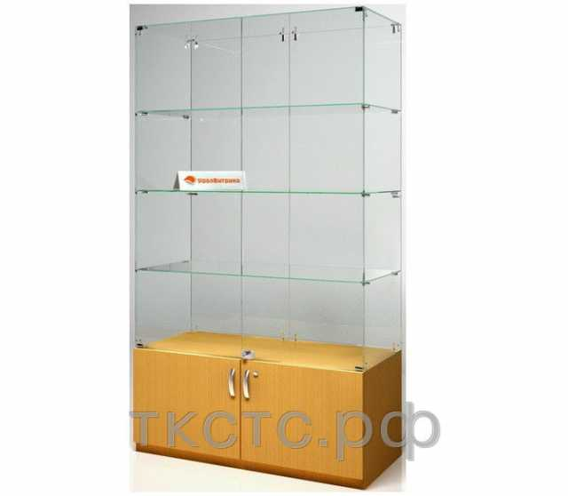 Продам Витрина изготовлена из стекла