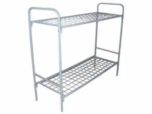 Продам Кровати металлические для рабочих оптом