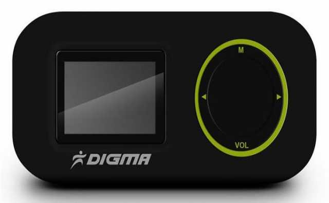 Продам MP3 Плеер DIGMA R1 4Гб