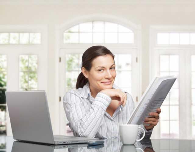 Вакансия: дополнительный заработок в интернет
