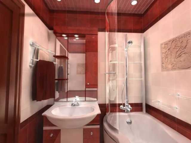 Предложение: Ремонт ванных комнат и туалетов под ключ