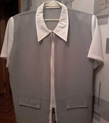 Продам: Блузки летние р.52-54 (4шт)