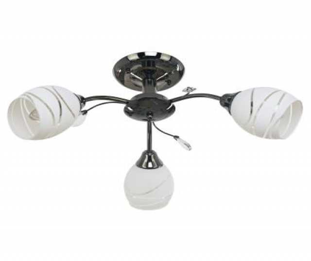Продам люстра Л-27 трёх ламповая