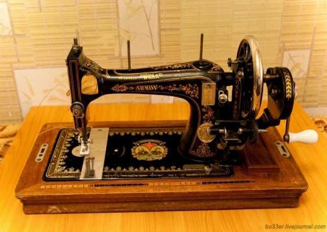 Предложение: Ремонт швейных машин,любых марок,моделей