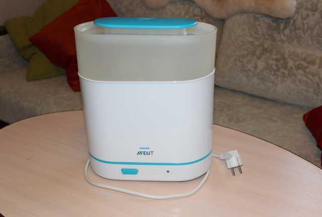 Продам Паровой электронный стерилизатор Avent
