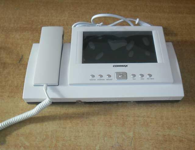 Продам CAV-71B цветной видеодомофон с памятью