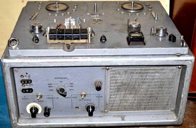 Продам Магнитофон М64 (Звук)