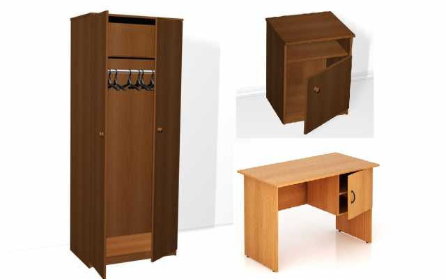 Продам: Мебель ДСП для общежитей с доставкой