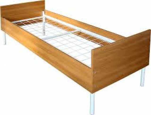 Продам Металлическая и деревянная кровать