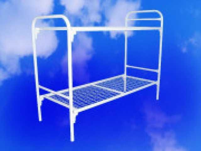 Предложение: Кровати металлические одно-двух ярусные