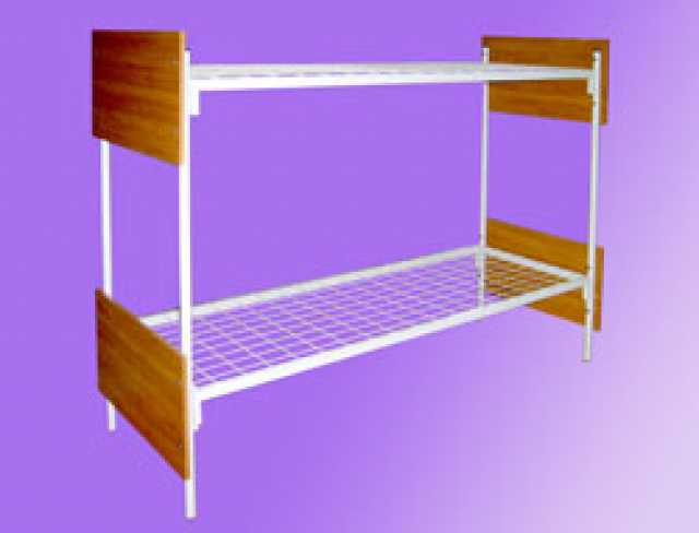 Продам Кровати металлические, мебель для общежи