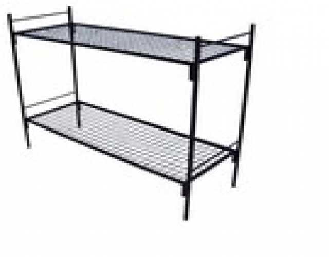 Продам Кровать металлическая одноярусная усилен