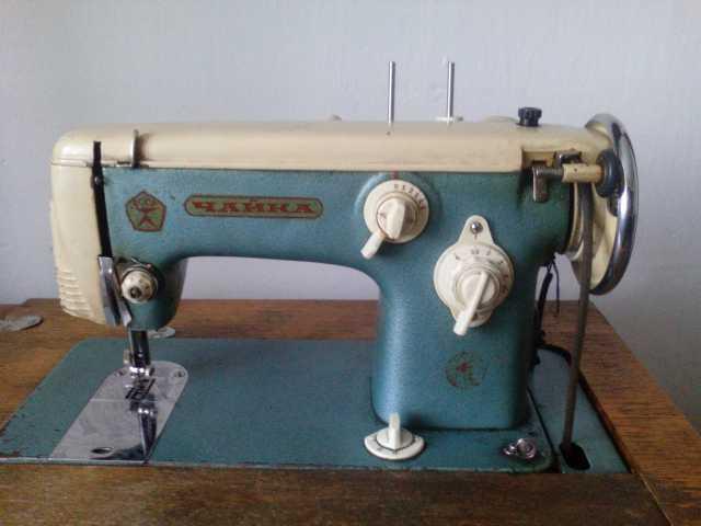Отдам даром швейную машину
