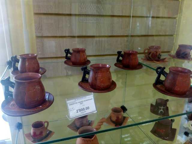 Продам чашки кофейные глина ручная авторская ра