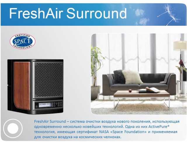 Продам очиститель воздуха