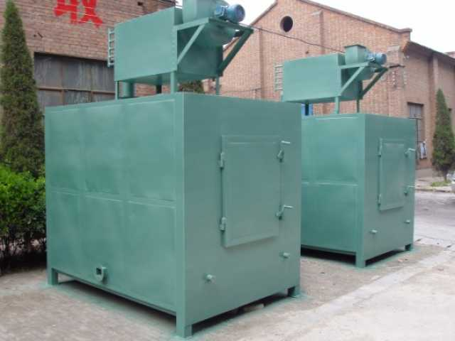 Продам печь пиролизная 1 тонна за цикл