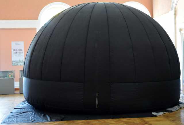 Продам Купол мобильного планетария