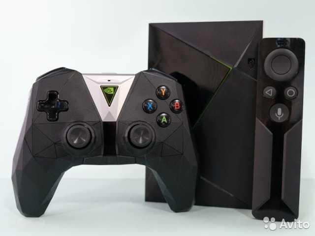 Продам:  Nvidia shield tv 4к