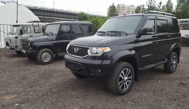 Предложение: Прокат автомобилей УАЗ БЕЗ ЗАЛОГА