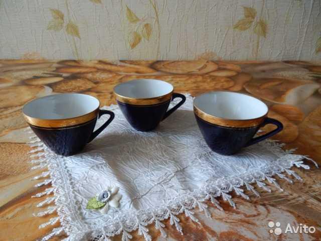 Продам Продам кофейные чашки (3 шт.)