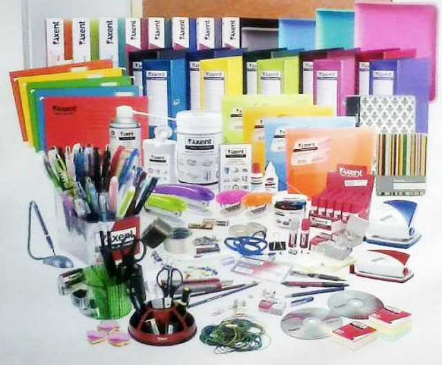 Предложение: Продажа канцелярских товаров в ассортиме