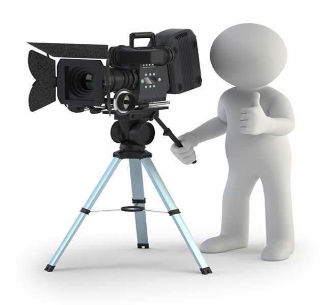 Вакансия: Требуется видео оператор с опытом работы