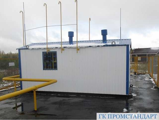 Продам Блочно-модульная котельная БМК