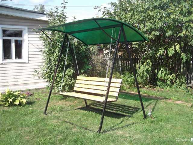 Продам Качели садовые с бесплатной доставкой