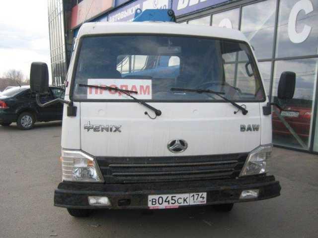 продажа авто грузовых б у baw