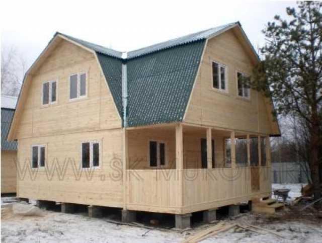 Предложение: Каркасные дома