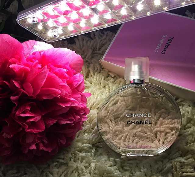 Продам Chanel Chance Духи Парфюм розовые 100мл