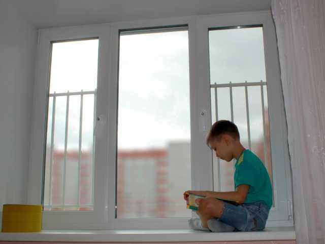 Продам: Решетки на окна от выпадения детей