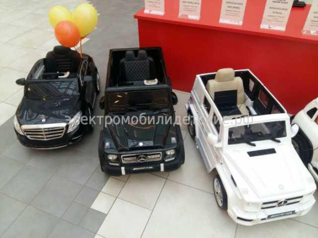 Предложение: Таймеры на электромобили для детей