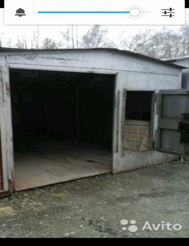 Купить гараж на авито в калужской области купить сборный железобетонный гараж