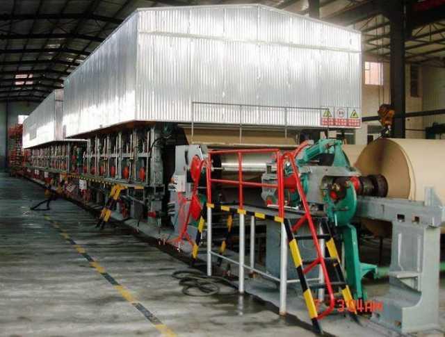 Продам Оборудование для производства крафт-бума