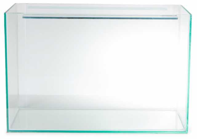 Продам Новый Аквариум 105 литров без крышки пря