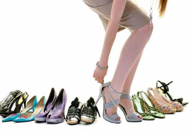 Предложение: Модная женская летняя обувь