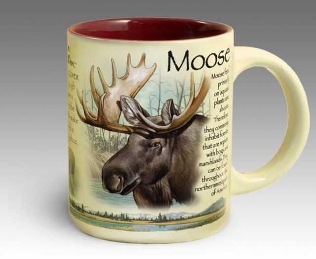 Продам Кружка керамическая Bull Moose