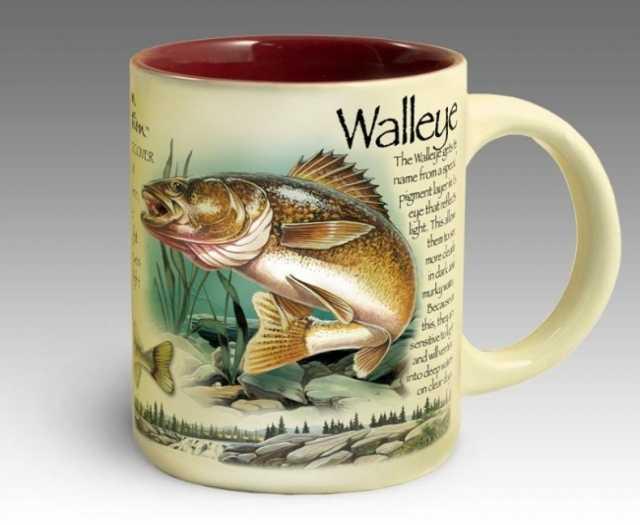 Продам Кружка керамическая Walleye