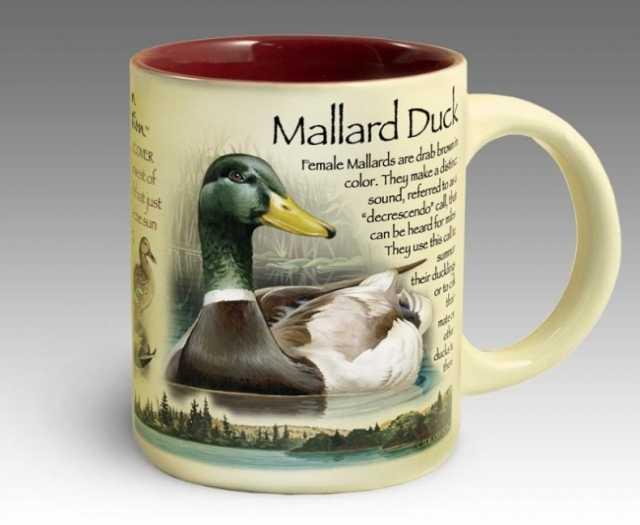 Продам Кружка керамическая Mallard Duck