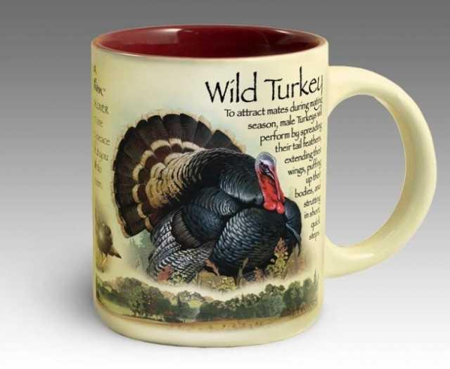 Продам Кружка керамическая Wild Turkey