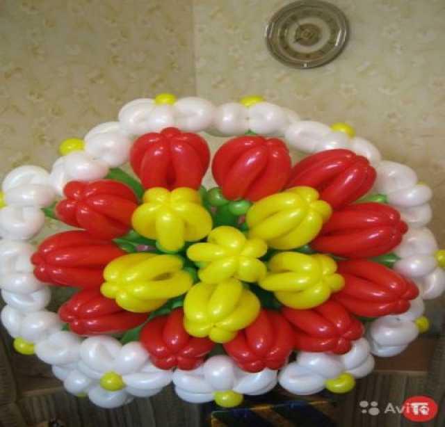 Продам Букет тюльпанов из шаров
