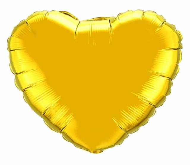 Продам Шар из фольги Золотое сердце