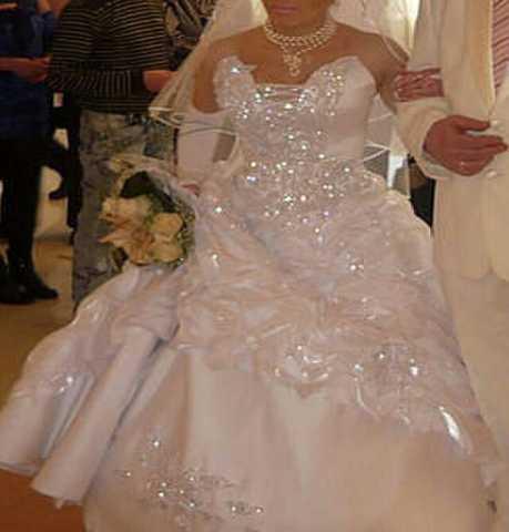 Предложение: Свадебное платье на прокат