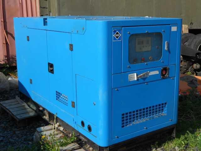Продам Дизельный генератор 30кВт